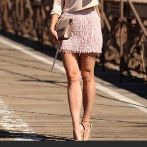 Express fringe skirt 💕